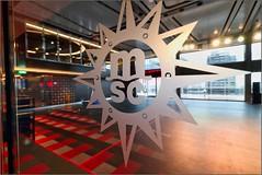 MSC Grandiosa - DECK 16 - Sportplex - MSC Logo