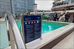 MSC Grandiosa - DECK 16 - Horizon pool