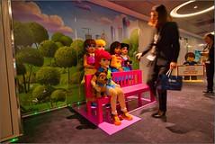MSC Grandiosa - DECK 18 - Doremiland LEGO