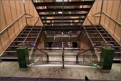 MSC Grandiosa - DECK 18 - Stairs