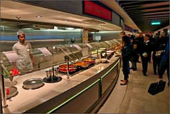 MSC GRANDIOSA - DECK 15 - Marketplace Buffet
