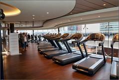 MSC Grandiosa - DECK 16 - Gym