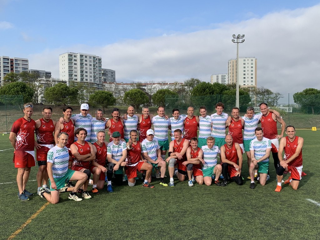 2019/10 European Touch Senior Cup