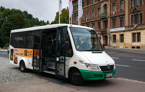 Meissen bus: Koch Sprinter # MEI-NV 18