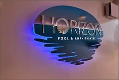 MSC Grandiosa - DECK 16  - Horizon Pool - entrance