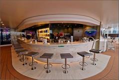 MSC Grandiosa - DECK 18 - Horizon Bar