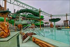 MSC Grandiosa - DECK 19 - Wild Forest Aquapark