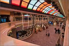 MSC Grandiosa - DECK 7 - View on Galleria Grandiosa