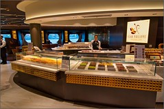 MSC Grandiosa - DECK 6 - Jean Phillppe chocolat & cafe