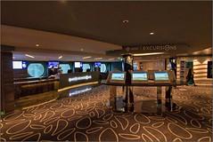 MSC Grandiosa - DECK 5 - Lounge & Excursion deck