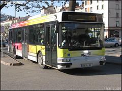 Irisbus Agora S – Vienne Mobilités (Transdev) / L'va (Lignes de Vienne et Agglomération) n°68