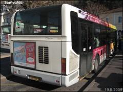 Renault Agora Line – Vienne Mobilités (Transdev) / L'va (Lignes de Vienne et Agglomération) n°63