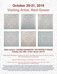Visiting Artist Reni Gower