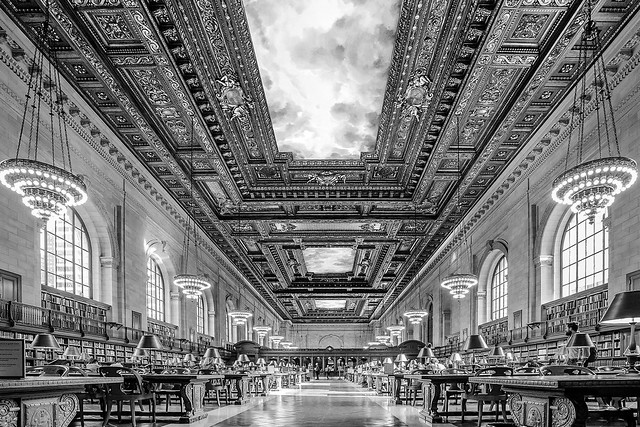 Le temple de la lecture