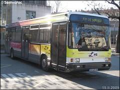 Renault R 312 – Vienne Mobilités (Transdev) / L'va (Lignes de Vienne et Agglomération) n°56