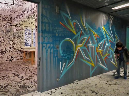 Orkez / Street Art Museum Kortrijk - 2 nov 2019