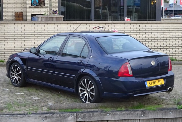 Photo:2005 MG ZS By harry_nl