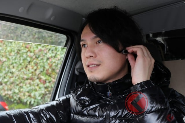 Photo:ハンズフリー通話 By duvsbefilmoc
