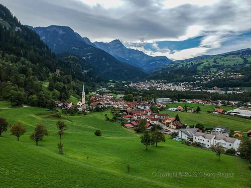 Schweiz, Graubünden, Sils im Domleschg