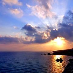 Aphrodite's Rock - Petra tou Romiou,  Cyprus