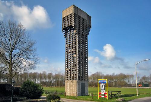 Groningen: Winschoten, Luchtwachttoren