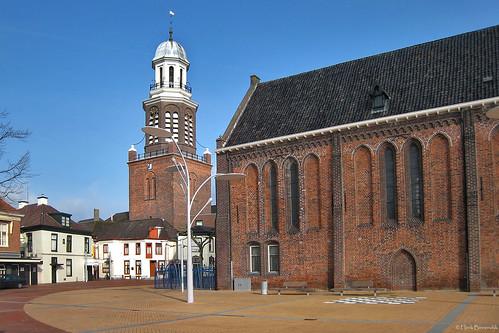 Groningen: Winschoten, Marktpleinkerk