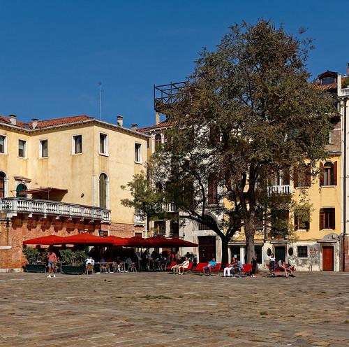 Venezia / Campo San Polo / Bar La Corte