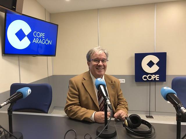 Entrevista en COPE Aragón