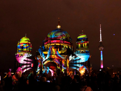 Festival of Lights 20:19 - The Berlin Cathedral Dome
