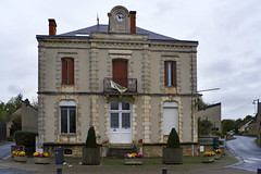 Montgivray (Indre). - Photo of La Motte-Feuilly