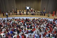 Vogelweh Elementary School Ribbon Cutting