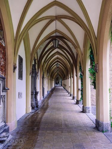 Kolonada, Županijska crkva, Švaz
