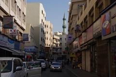 Dubai gold souk area