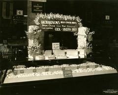 Vintage Photo F.W. Woolworth Display