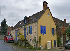Montgivray (Indre).