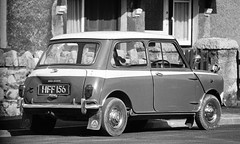 B&W negatives 1967 North Wales