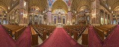 Cathedral of St. Matthew the Apostle 360° Pano