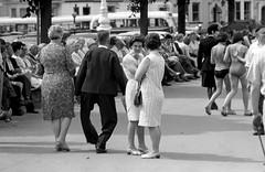 B&W negatives 1967, Llandudno