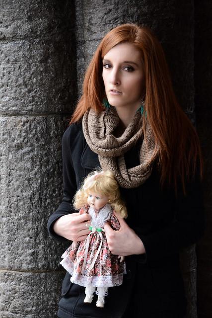 La femme à la poupée