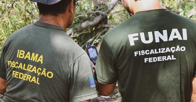 """""""A Funai não garante nossa segurança"""", alerta servidor - Créditos: Ministério da Justiça"""