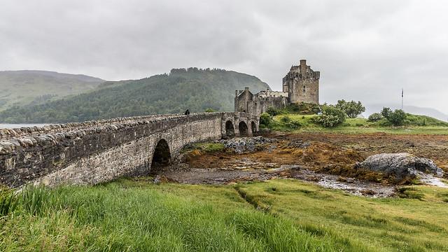 Un château en Écosse