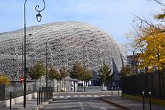 Abords du Stade Jean-Bouin
