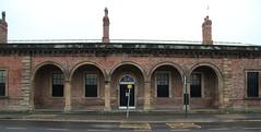 Pocklington Station, East Yorkshire