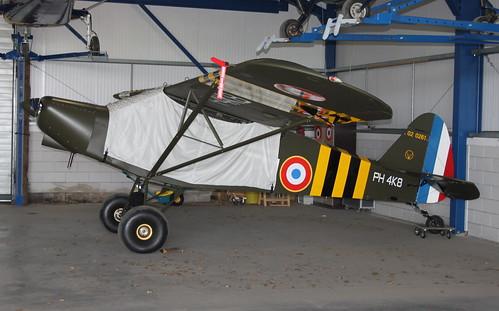 Zlin Savage Cub PH-4K8 Middenmeer 09/04/15