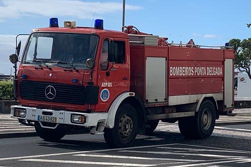 Bombeiros Voluntários Ponta Delgada - ATP 01
