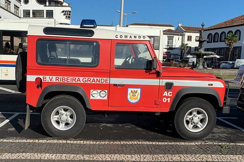 Bombeiros Voluntários Ribeira Grande - AC 01