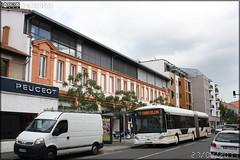 Heuliez Bus GX 427 BHNS – Tisséo n°1358 - Photo of Auzielle
