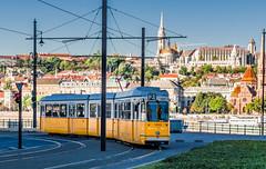 #2 Tram Along the Danube