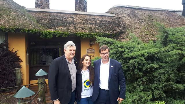 07/11/2019 Reunião técnicos Ministério de Turismo - Cambará do Sul