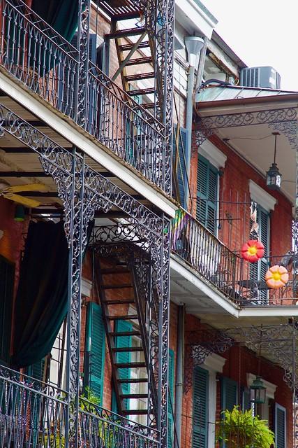 Escalier New Orleans